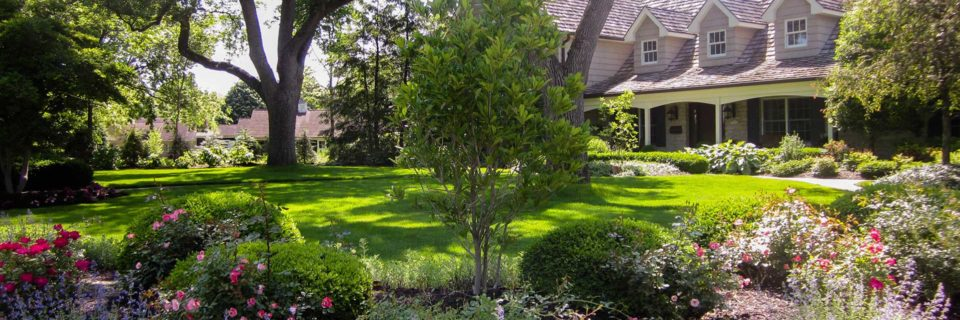 We've Provided Landscaping Services for Generations